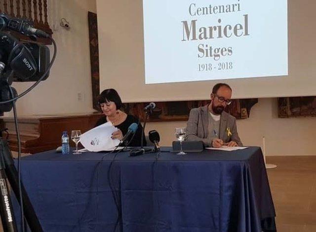 Miquel Forns y Vinyet Panyella