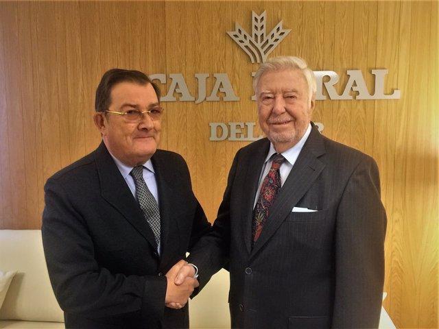 Acuerdo entre el Consejo de Hermandades y Cofradías y Caja Rural del Sur