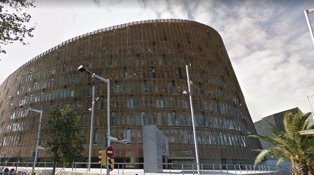 Parc de Recerca Biomedica de Barcelona (PRBB) en el qual està el CRG