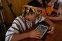 Foto: Un total de 5,6 millones de niños de 23 países enriquecen su aprendizaje con herramientas digitales gracias a ProFuturo