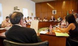 Diputación Permanente en el Parlamento de Andalucía