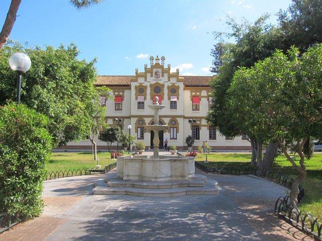 La Térmica Málaga edificio Centro Cívico Cultura Diputación