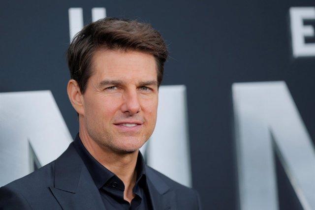 Tom Cruise vuelve a la acción en el rodaje de Misión Imposible