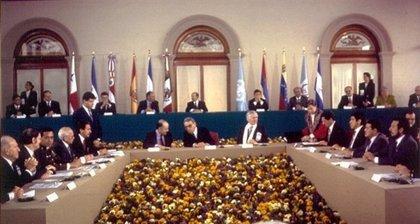 26 Años de los Acuerdos de Paz en El Salvador