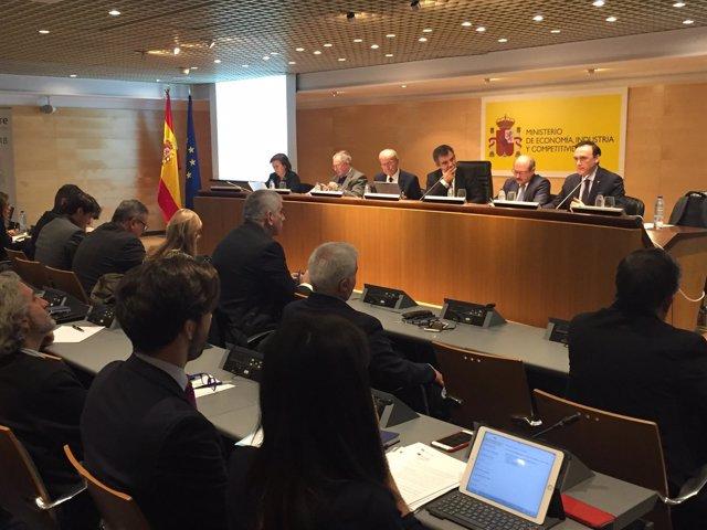 Reunión comité organizador Transfiere 16-01-18 2