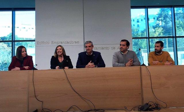 Presentación Jornada Surcultura de la Diputación de Cádiz