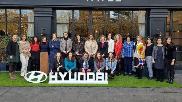 I Foro Hyundai sobre la mujer en el mundo de la automoción