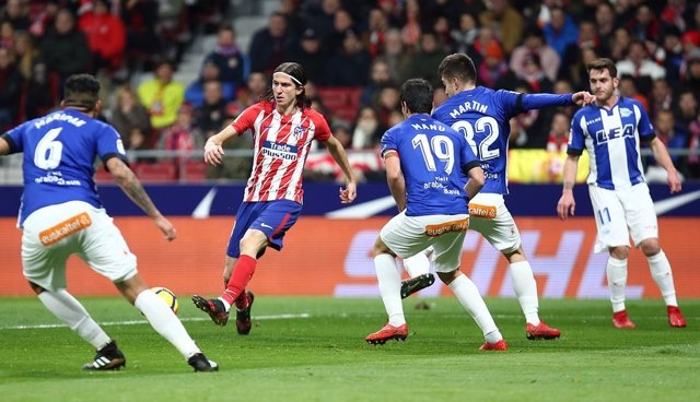 Filipe Luis (Atlético de Madrid)