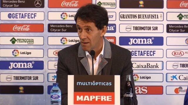 Ramón Planes, director deportivo del Getafe