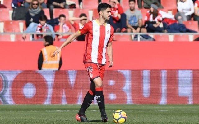 Juanpe, jugador del Girona