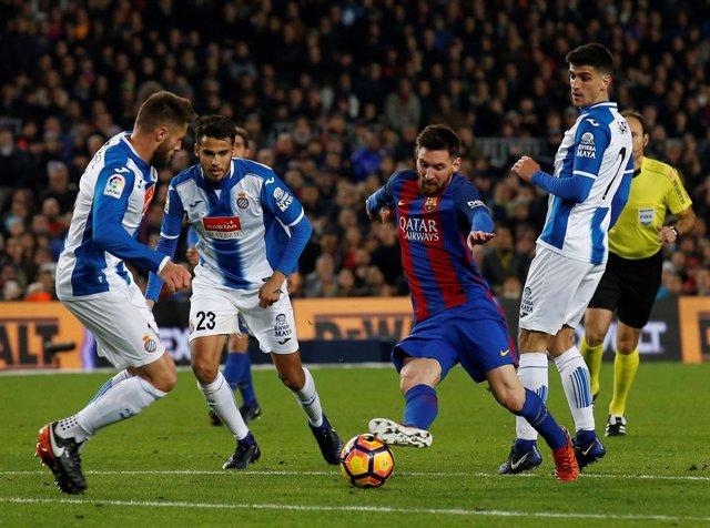 FC Barcelona - RCD Espanyol