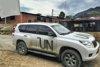 Un niño muerto y otro herido atropellados por un vehículo de la ONU