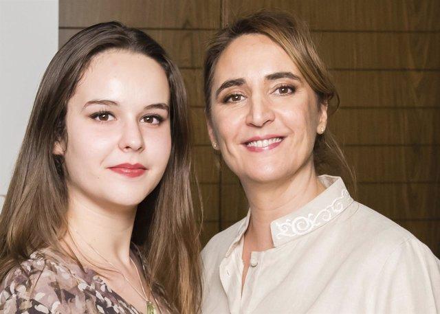 Foto: Nacho Urbón Claudia Rodríguez y Ursula Calvo