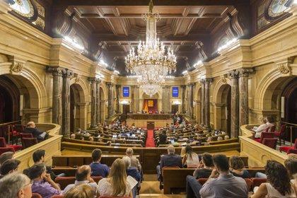 Sólo Junqueras, Forn y Sànchez han pedido delegar su voto en la sesión constitutiva