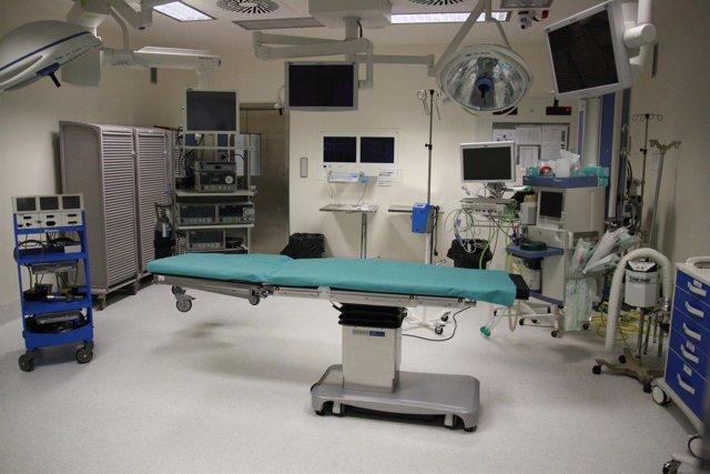 Quirófano Hospital Toledo