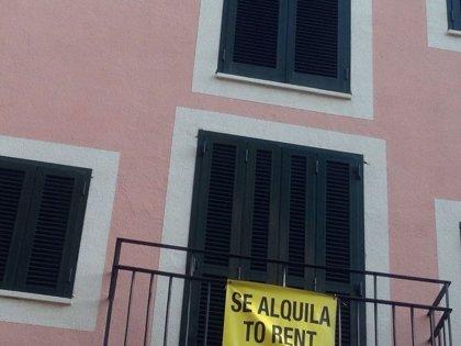 El precio del alquiler sube un 1% en Baleares en 2017
