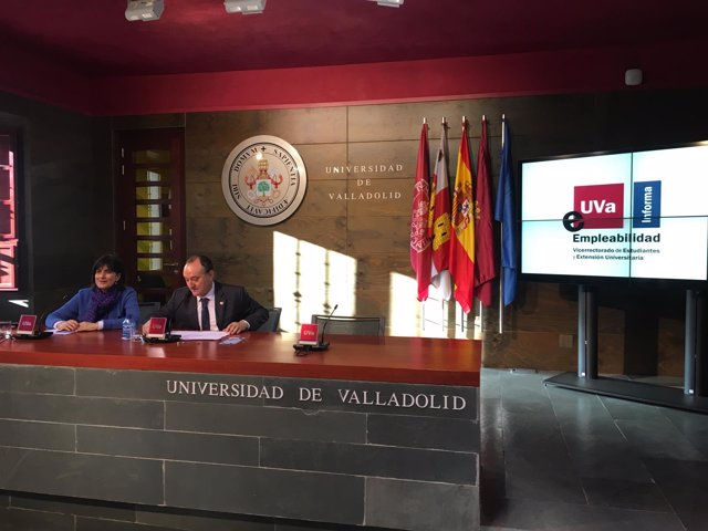 Valladolid.- Felicidad Viejo y Daniel Miguel