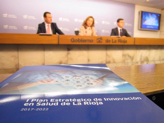 Presentación I Plan de Innovación sanitaria