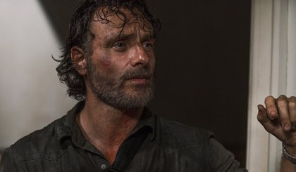 "The Walking Dead: Rick pide ""un cambio radical"" en la 9ª temporada"