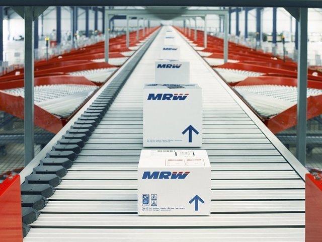 Plataforma logística de MRW