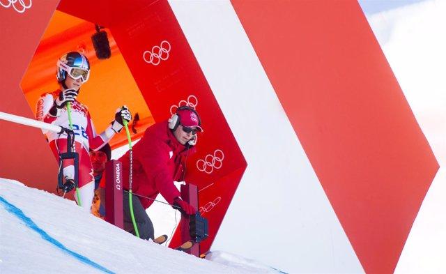 Omega en los Juegos Olímpicos de Invierno