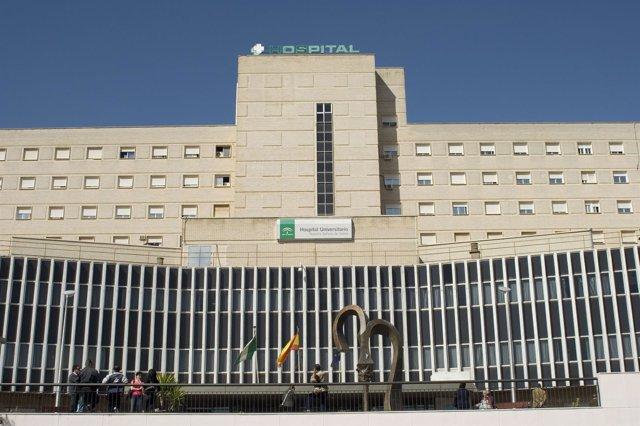 Resultado de imagen de hospital virgen de valme