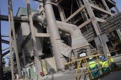 La fàbrica de Lafarge a Montcada (Barcelona) va aportar 20,6 milions al territori (EUROPA PRESS)