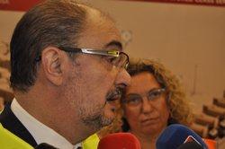 El president del Govern d'Aragó diu que