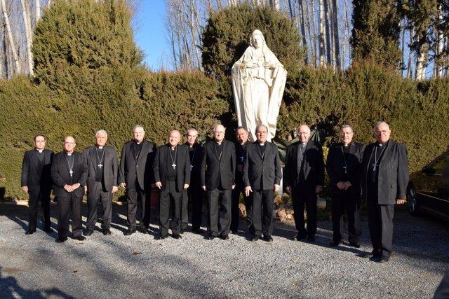 Asamblea de Obispos del Sur en Guadix