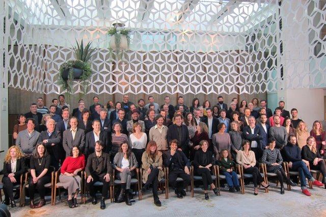 Presentación de los X Premis Gaudí de cine