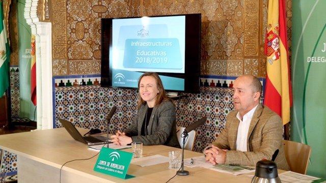 [L Comunicacion.Almeria.Dgob] Nota, Foto Y Audio Rp Educación Plan Infraestructu