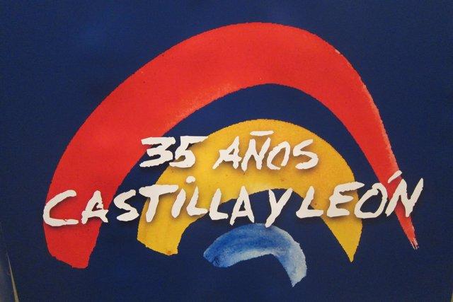 Imagen del logotipo sobre el XXXV Aniversario del Estatuto