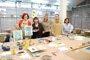 Foto: Más de 200 ceramistas participan en los nueve cursos del Taller Escuela de Cerámica de Muel de la DPZ