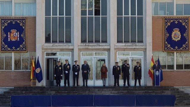 Acto por el 194 aniversario de la Policía Nacional
