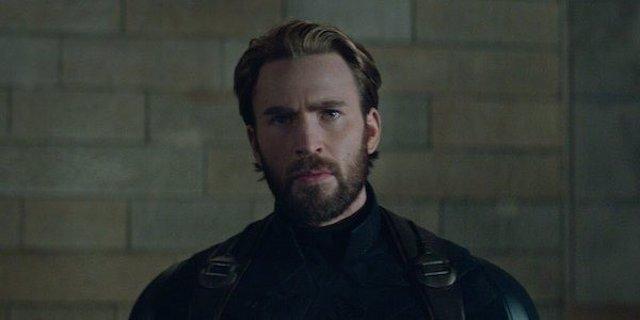 Chris Evans en Capitán América: Civil War