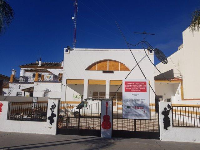 Casa de la Cultura de Guillena.