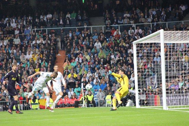 Benzema - Ronaldo (Real Madrid CF) Llorente - Lloris (Tottenham Hotspur FC)