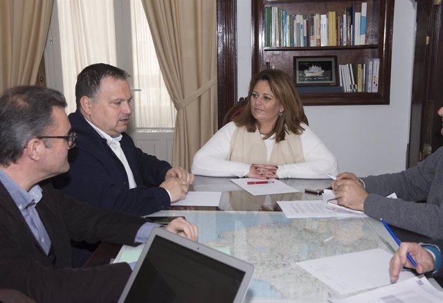 Colaboración de DIputación de Cádiz con el