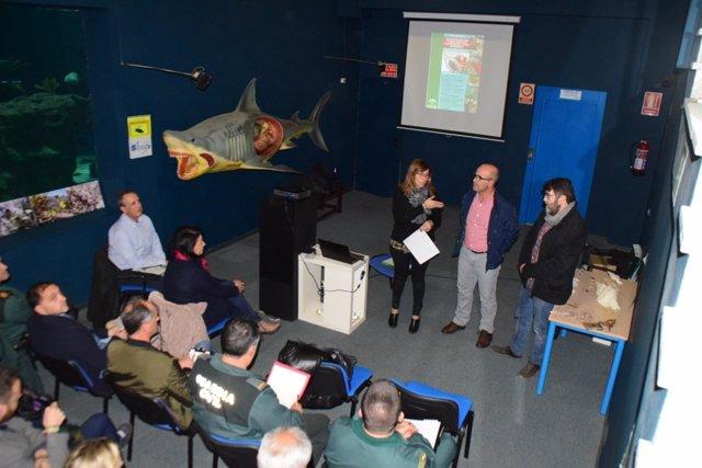 Nota Y Foto / La Junta Ofrece Formación Para Reforzar La Conservación De Especie