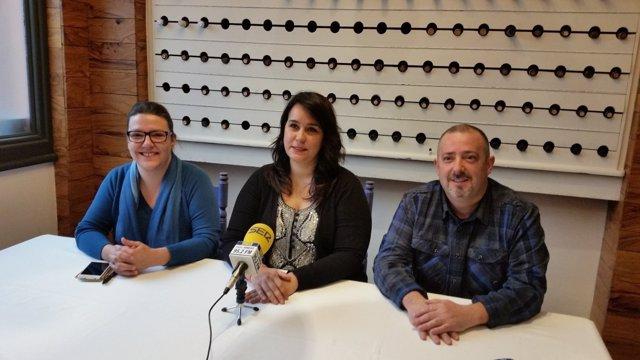 Uis Pujada, nuevo coordinador de la Agrupación de Ciudadanos Arnedo