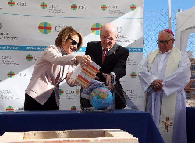 La CEU UCH invierte 14 millones en la penúltima fase de su campus de Alfara
