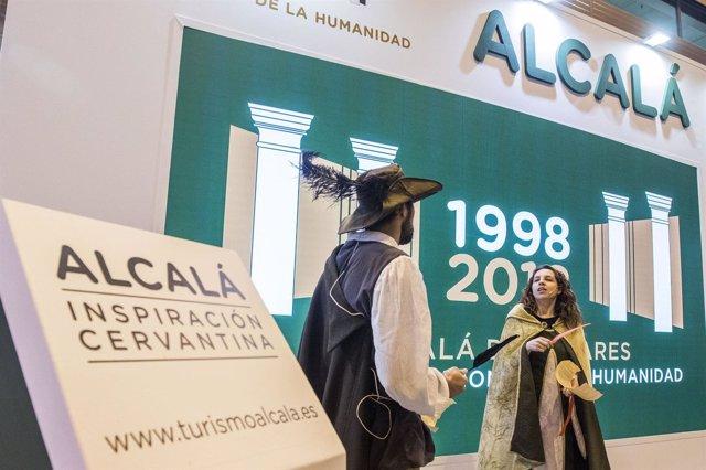 Alcalá De Henares: Fotos Fitur 2018