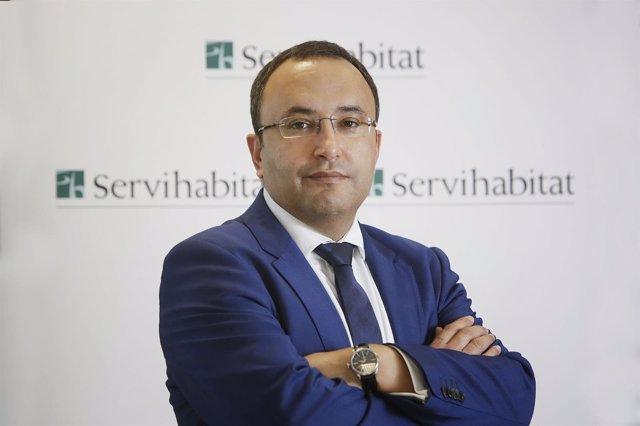 Iheb Nafaa, nuevo consejero delegado de Servihabitat