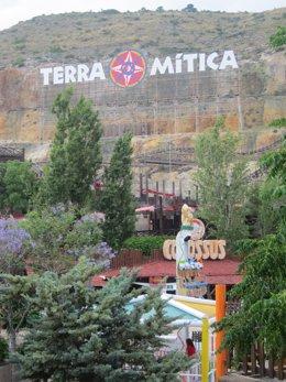 Parc D'Atraccions Terra Mítica