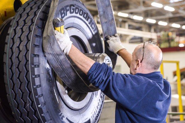 Neumático de BFGoodrich