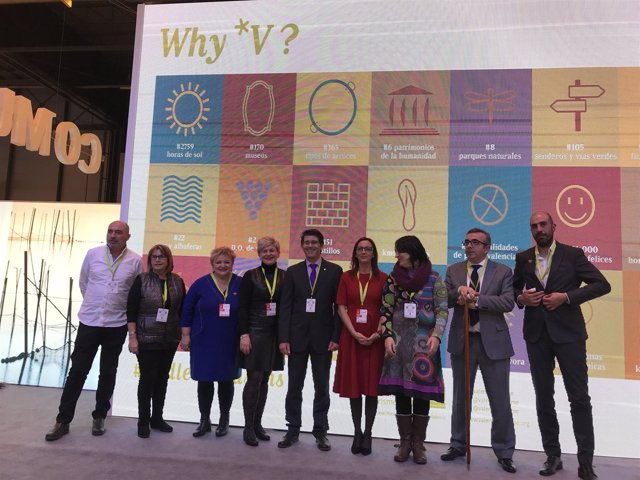 La Diputación de València en Fitur