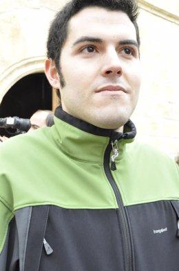 El Concejal De CHA En La Muela (Zaragoza), Adrián Tello