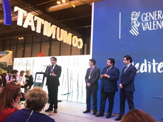 Generalitat y diputaciones unen fuerzas con 6 nuevos planes turísticos