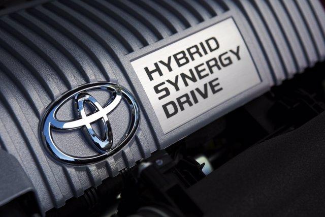 Motor híbrido de Toyota