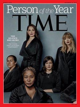 El movimiento #MeToo, personaje del año para Time